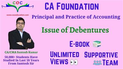 Issue of Debentures
