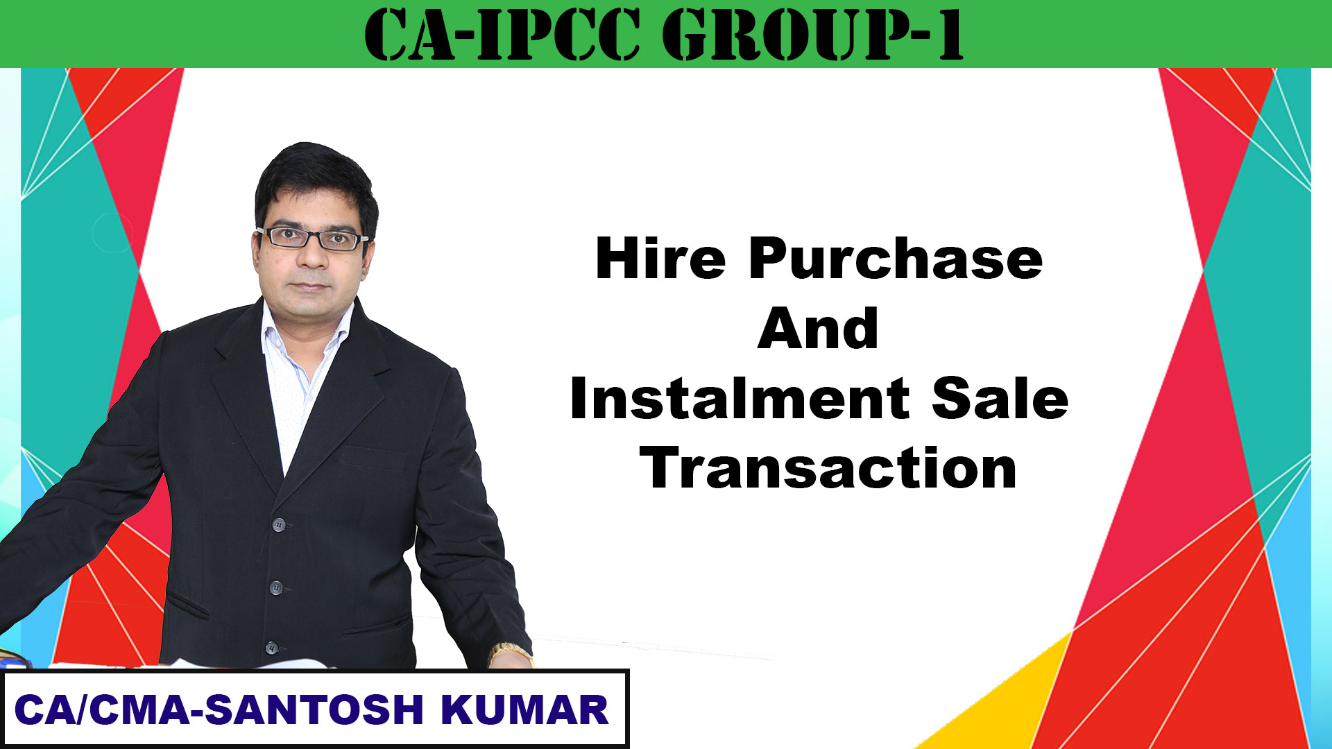 Hire Purchase and Instalment Sale Transaction