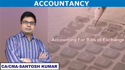 Accounting For Bills of Exchange