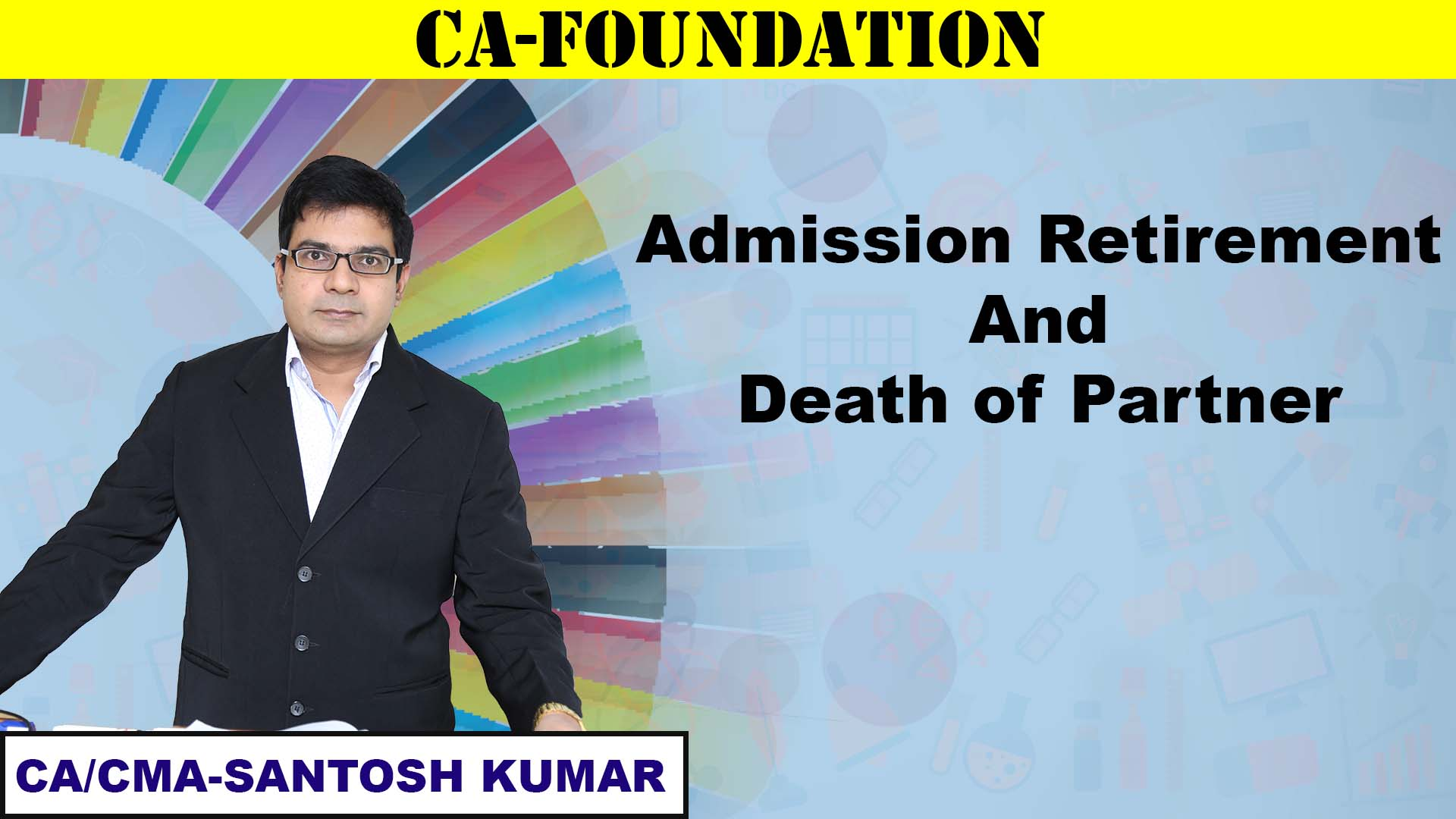 Admission Retirement And Death of Partner