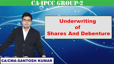 Underwriting of Shares and Debenture