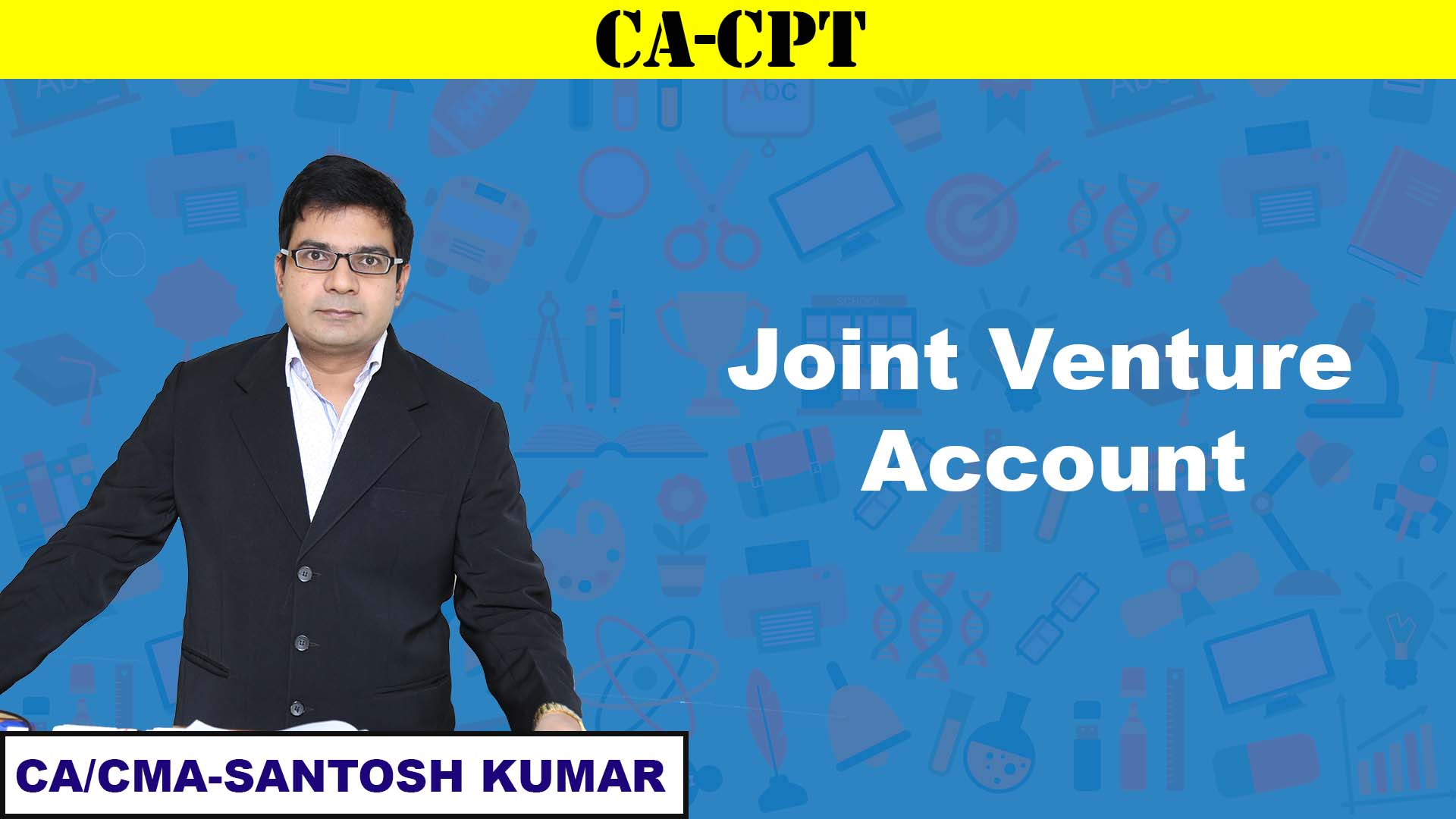 Joint Venture Account