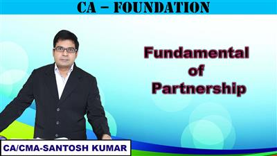 Fundamental of Partnership
