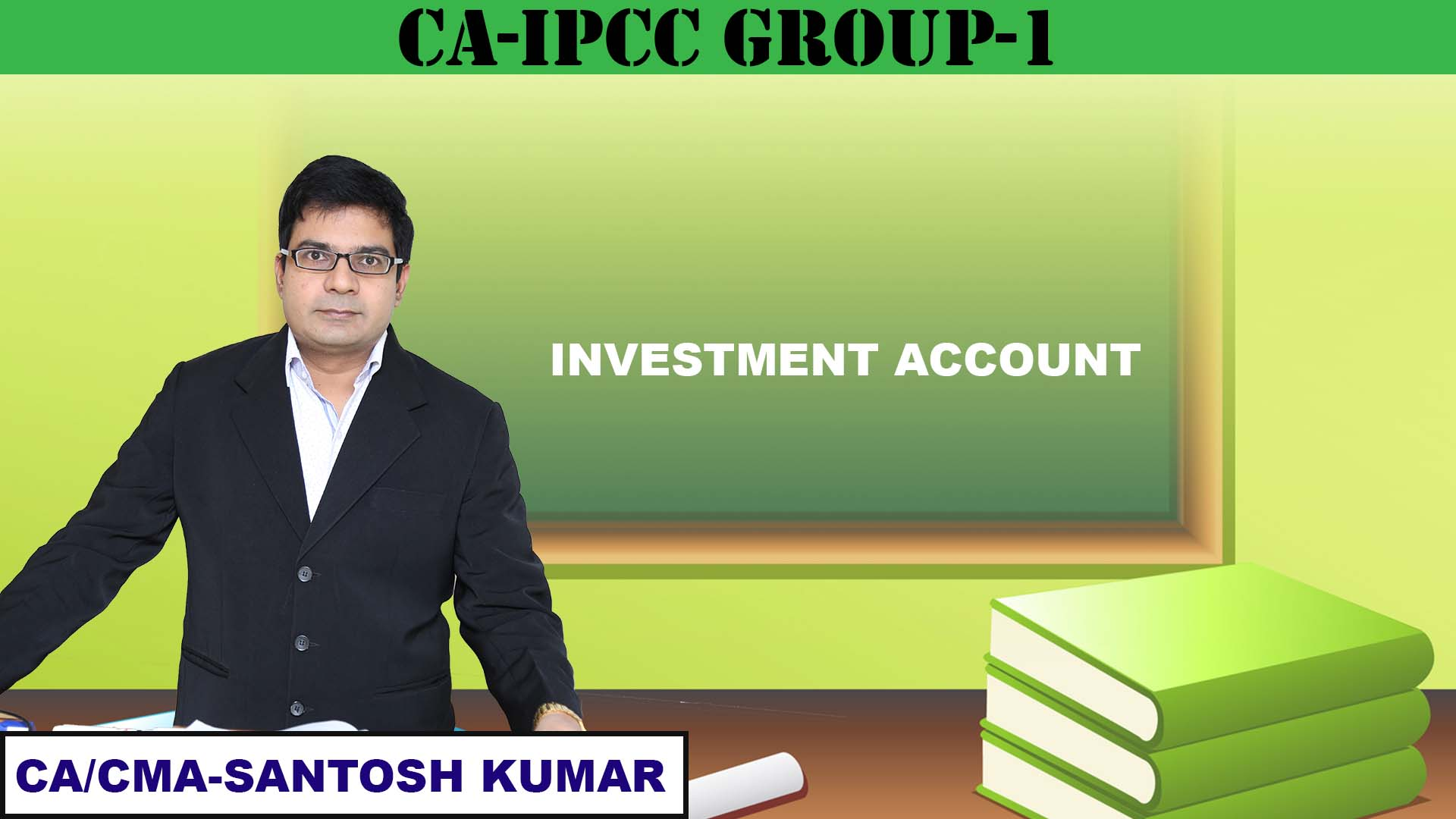 INVESTMENT ACCOUNT