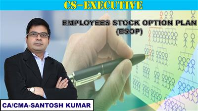 EMPLOYEES STOCK OPTION PLAN(ESOP)