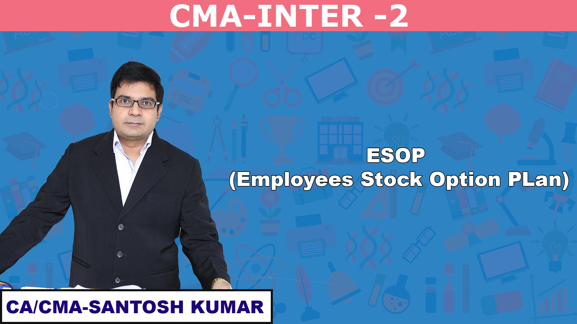 ESOP (Employees Stock Option PLan)