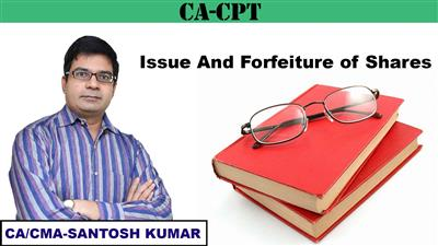 Issue and Forfeiture of Shares