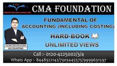 JUNE 2020 FUNDAMENTAL OF ACCOUNTING (INCLUDING COSTING)