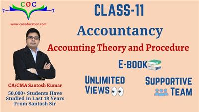 Introduction to Accounting, Theory Base of Accounting,, Base of Accounting, Accounting Procedures