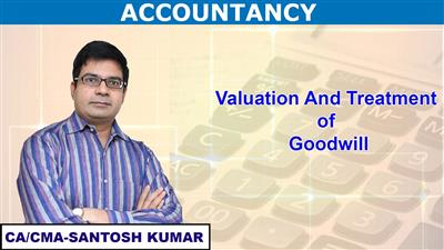Valuation and Treatment of Goodwill