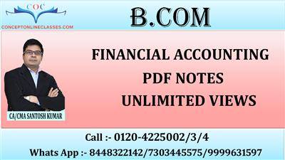 FINANCIAL ACCOUNTING (D-LINK +PDF)