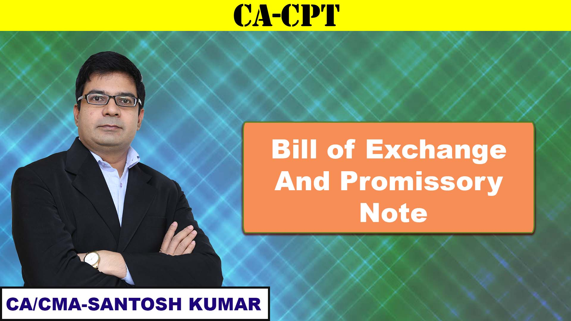 Bills Of Exchange and Promissory Note