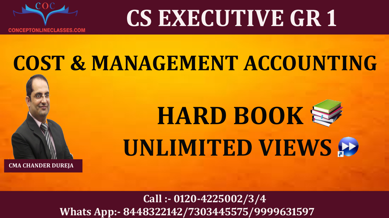 COST AND MANAGEMENT ACCOUNTING JUNE 2020