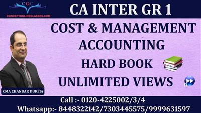 COST & MANAGEMENT ACCOUNTING NOV 2020