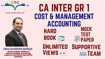COST & MANAGEMENT ACCOUNTING NOV. 2021