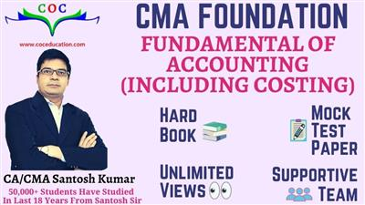 JUNE 2021 FUNDAMENTAL OF ACCOUNTING (INCLUDING COSTING)