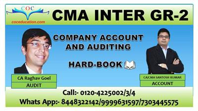 COMPANY ACCOUNT AND AUDITING DEC. 2021