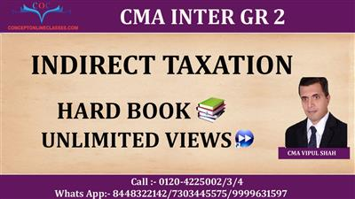 INDIRECT TAXATION  DEC. 2021