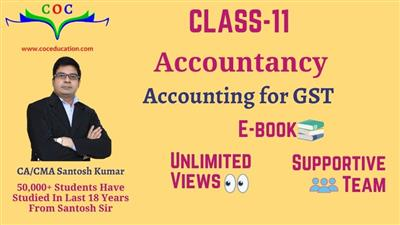 ACCOUNTING OF GST