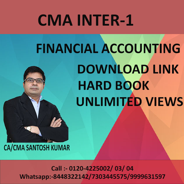 FINANCIAL ACCOUNTING (D-LINK+HARD BOOK) DEC 2019