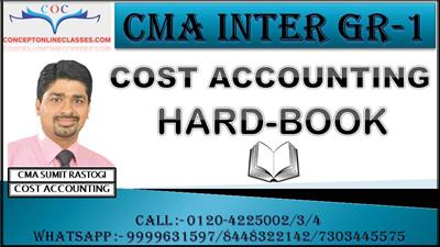 COST ACCOUNTING JUNE 2021