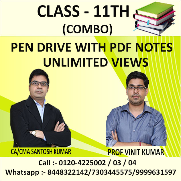 COMBO (PEN DRIVE+PDF NOTES) MARCH 2020