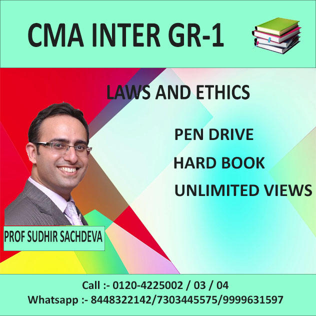 LAWS AND ETHICS (PEN DRIVE+HARD BOOK) DEC. 2019