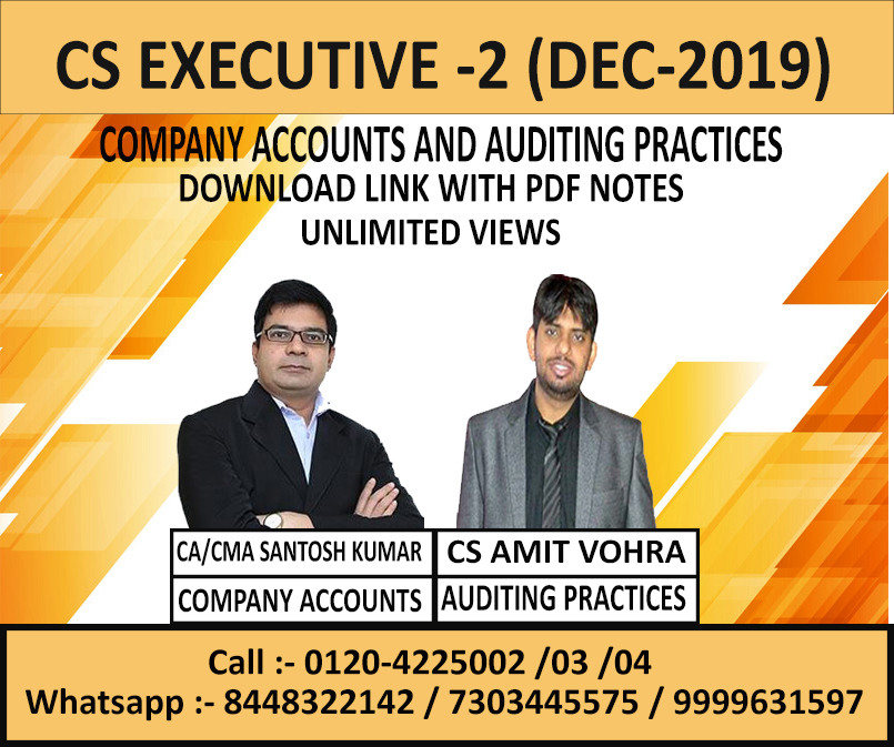 COMPANY ACCOUNTS (D-LINK+PDF NOTES) DEC. 2019