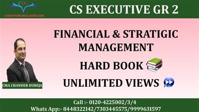 JUNE 2021 FINANCIAL & STRATEGIC MANAGEMENT (NEW SYLLABUS)