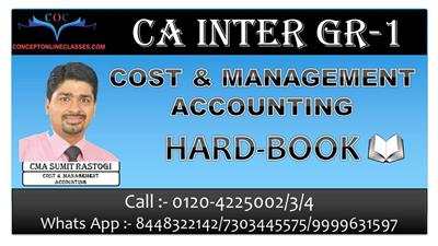 MAY 2021 COST & MANAGEMENT ACCOUNTING