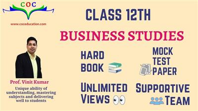 BUSINESS STUDIES  MARCH 2021