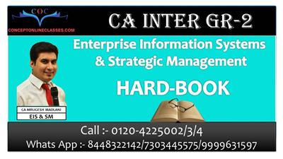 MAY 2021 EIS & SM (Enterprise Information Systems & Strategic Management)