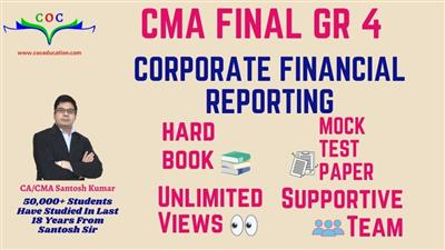 CORPORATE FINANCIAL REPORTING (CFR) JUNE 2021