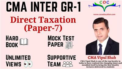DIRECT TAXATION DEC. 2021