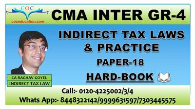 INDIRECT TAX LAWS & PRACTICE DEC. 2021