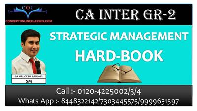 STRATEGIC MANAGEMENT NOV 2021